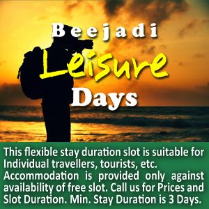 beejadi-leisure-days-package